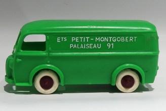 Bourbon Peugeot D3A Ets Petit Montgobert ( version 91)