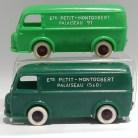 Bourbon Peugeot D3A Ets Petit Montgobert (2 versions: Seine et Oise et 91)