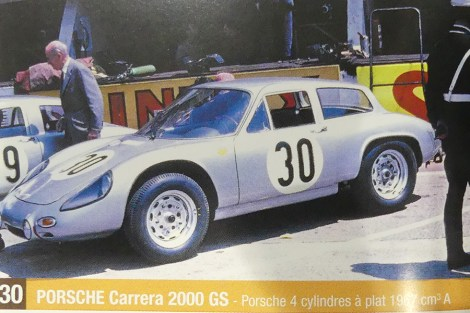 """La """"numéro 30"""" de 1963 ! une 2000GS"""