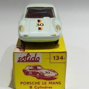 Solido Porsche RS61 vert pâle