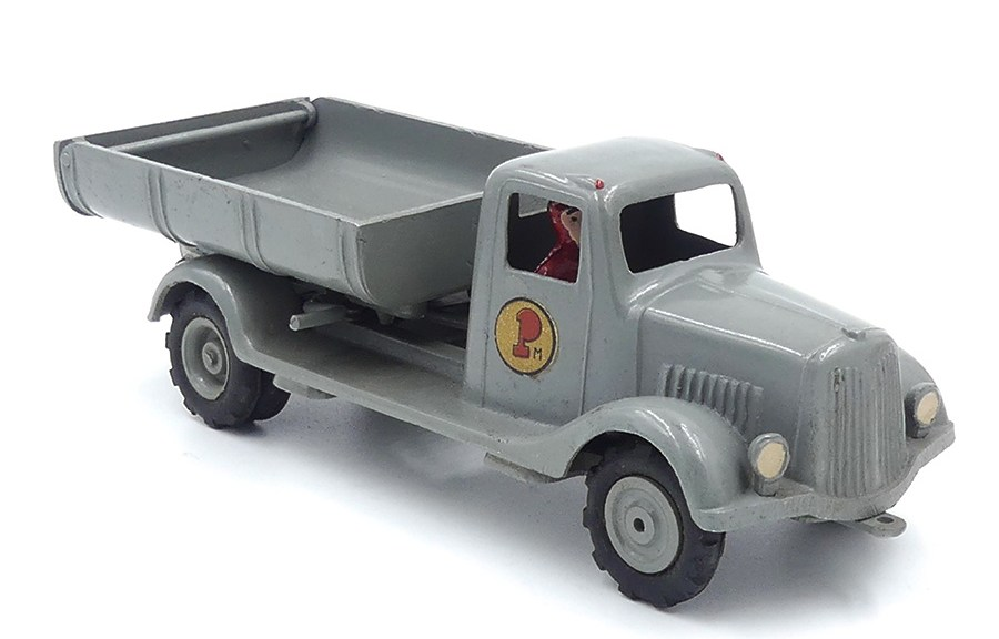 PM Alfa Romeo camion benne