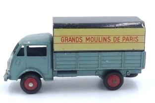 """Dinky Toys Ford ridelles bâché """"Grands Moulins de Paris"""" pré-série type 1"""