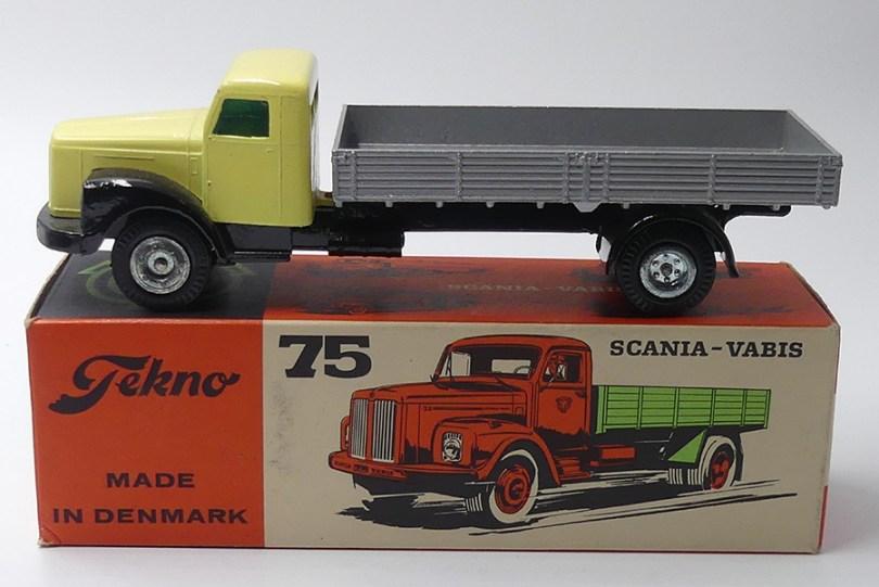 Tekno Scania 76 ridelles striées
