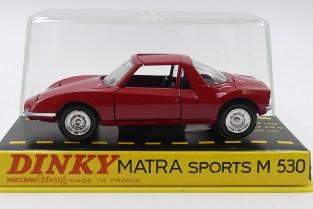 Dinky Toys Matra 530 de couleur rouge