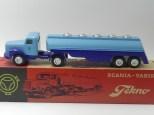 "Tekno Scania 76 semi remorque citerne ""OY Hercofinn AB"""""