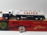 """Tekno Scania 76 semi remorque citerne """"Caltex"""""""