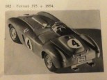 John Day Ferrari 375MM Le mans 1954