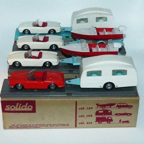 Avec le temps , nous avons rassemblé ces 4 variantes avec l'Alfa Romeo