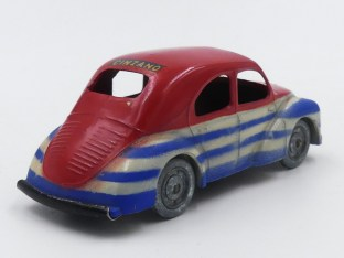C-I-J Renault 4cv Cinzano