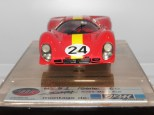 AMR Ferrari 330P4 24 heures du Mans 1967 écurie Francorchamps