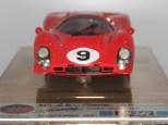 AMR Ferrari 330P4 1000Kms Spa 1967