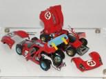 Feeling 43 Ferrari 412P Maranello Concessionnaire et Ferrari 330P4 spider Daytona 1967