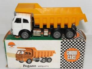 Nacoral Pegaso benne de chantier