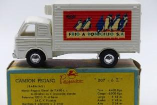 Rico Pegaso fourgon frigorifique