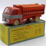 Rico Pegaso camion transport bouteilles de gaz