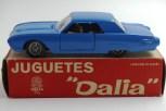 Dalia Ford Thunderbird