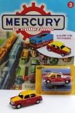 Mercury Fiat 1100 taxi de bernes...l'original et la copie !