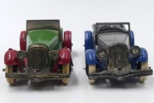 Dinky Toys France 24 G et 24H en zamac
