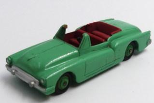 Dinky Toys prototypes bois Buick Skylark