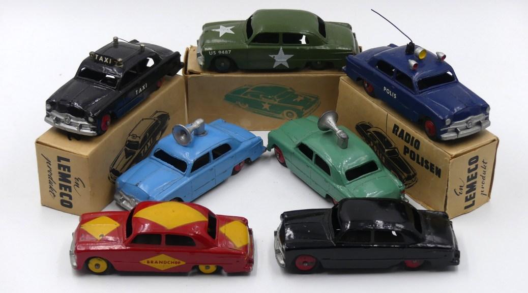 Lemeco Ford Fordor