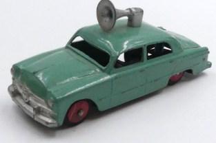 Lemeco Ford Fordor avec haut-parleur