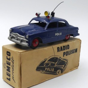 Lemeco Ford Fordor polis