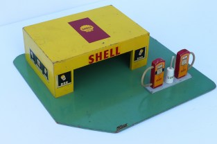 "Tekno garage"" Shell"""