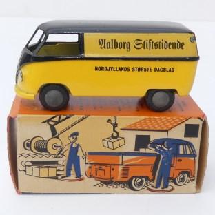"Tekno Volkswagen van "" Aalborg Stiftstidende"" au 1/45"