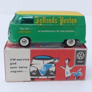 """Tekno Volkswagen van """" Jyllands Posten"""""""