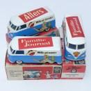 """Tekno Volkswagen van """"Familie Journal"""" (DK) et Allers (S)"""
