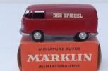 """Märklin Volkswagen van """"Der Spiegel"""""""