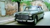 """extrait du film """"Dans ses yeux"""" la Peugeot 404"""