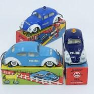 Tekno Volkswagen 1200'63 Policia