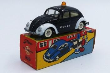 Tekno Volkswagen 1200'63 Polis (Suède)