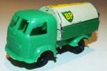 """Sésame (Magreb ?) Simca Cargo """"BP"""" (gravure Volvo !)"""