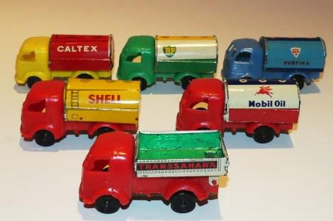 Sésame (Magreb ?) Simca Cargo (gravure Volvo !)