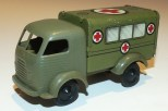 Sésame France Simca Cargo fourgon ambulance militaire