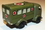 Sésame France Simca Cargo fourgon ambulance militaire