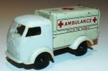 Sésame France Simca Cargo fourgon ambulance