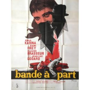 affiche du film Bande à part