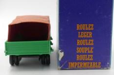 """Minialuxe Berliet Gak ridelles bâché """"Saint Frères"""""""