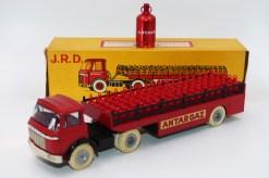 "JRD Berliet Tak semi remorque panier ""Antargaz"" avec pneus blanc"