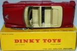 Dinky Toys Chrysler New Yorker avec intérieur beige