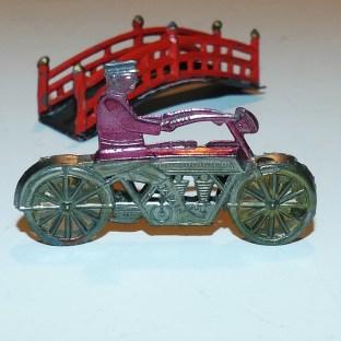 Japon avant-guerre moto (plomb)