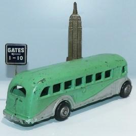 Arcade AFC car (petit modèle) en route vers New York