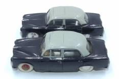Quiralu et Jomat Peugeot 403