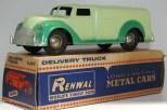 Renwal (zamac) camion fourgon