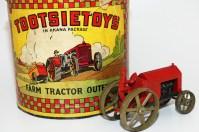 Tootsietoys Star tracteur avec sa rare boîte