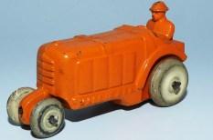 Barclay tracteur row grop avec ...soldat
