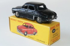 Dinky Toys Renault Dauphine couleur rare